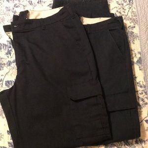 Red kap cargo work pants bundle! Size 40 navy blue